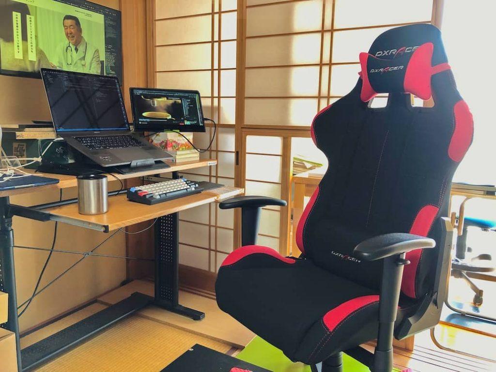 エンジニア おすすめゲーミングチェア 椅子