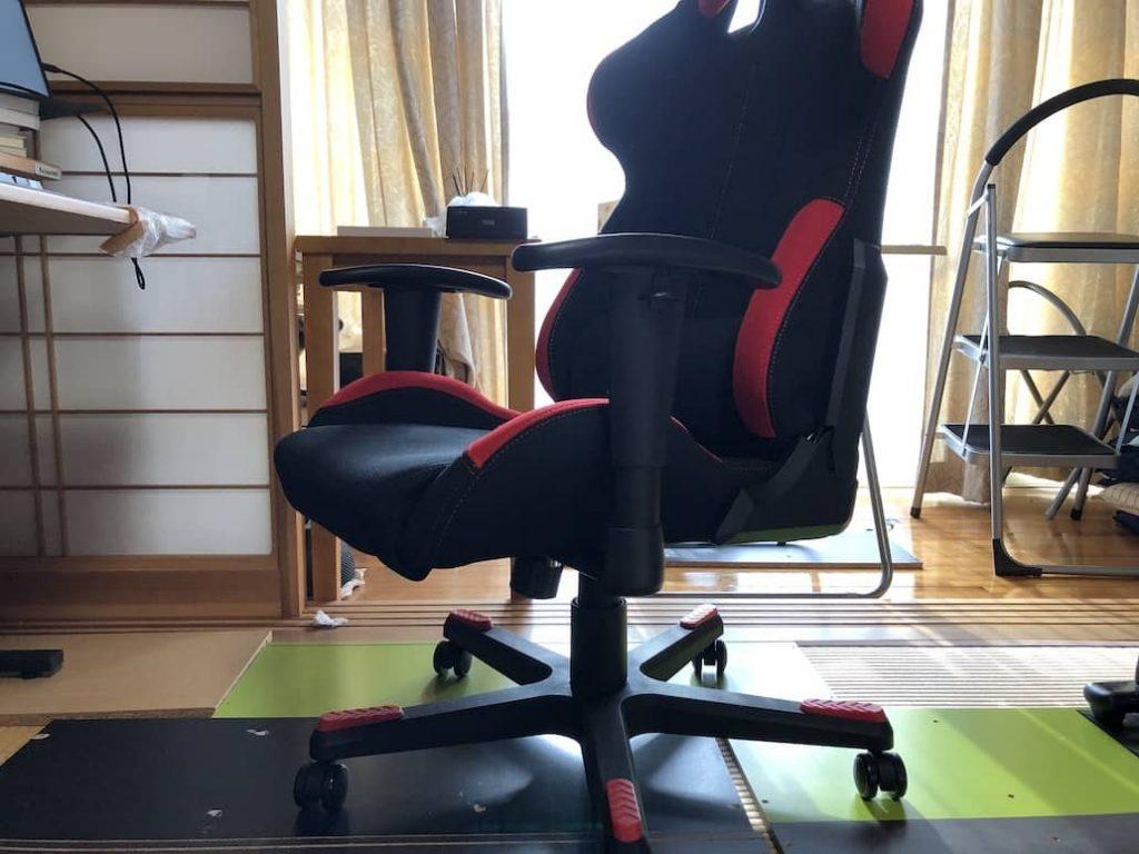 エンジニア おすすめゲーミングチェア 椅子 DXRacer フォーミュラシリーズ