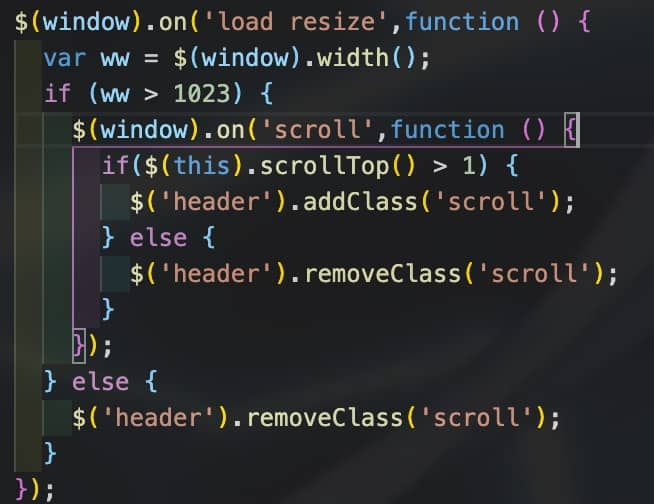 JavaScript,jQueryの場合