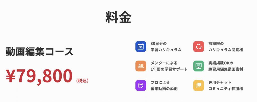デイトラ動画編集コース