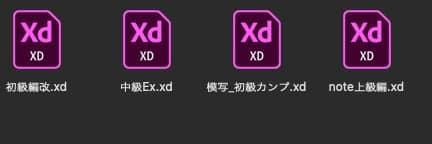 Adobe XDデザインからコーディングする方法 【XDデータとURLカンプ2種類】